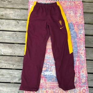 Nike Arizona state storm fit track pants